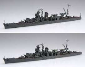 Fujimi - Boats  - fuji031635 : 1/700 IJN Light Cruiser Agano/ Noshiro (Selective Kit) With Photo Etched parts, plastic modelkit