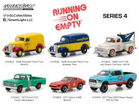 Assortment/ Mix  - various - 1:64 - GreenLight - gl41040 | The Diecast Company