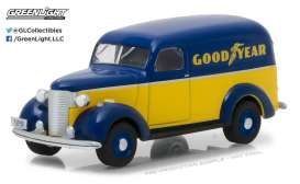 Chevrolet  - 1939 various - 1:64 - GreenLight - gl41040B | The Diecast Company
