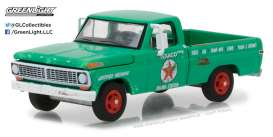 GreenLight - Ford  - gl41040D : 1970 Ford F-100 *Texaco* Filling Station Running on Empty Series 4
