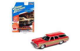 Chevrolet  - 1973 red - 1:64 - Johnny Lightning - CP7002 - JLCP7002 | The Diecast Company