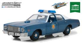 Plymouth  - Fury 1975  - 1:18 - GreenLight - 19044 - gl19044 | The Diecast Company