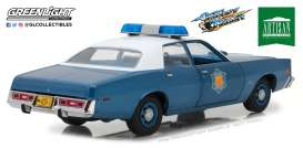 Plymouth  - Fury 1975  - 1:18 - GreenLight - gl19044 | The Diecast Company