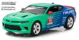 Chevrolet  - 2017 green/blue - 1:24 - GreenLight - gl18241 | The Diecast Company