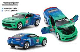 Chevrolet  - 2017 green/blue - 1:24 - GreenLight - 18241 - gl18241 | The Diecast Company