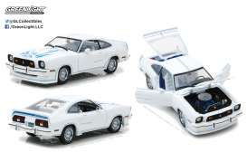 Ford  - 1978 white/blue - 1:18 - GreenLight - gl13508 | The Diecast Company