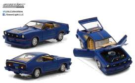 Ford  - 1978 blue/red/gold - 1:18 - GreenLight - gl13507 | The Diecast Company