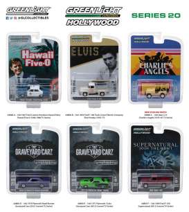 Assortment/ Mix  - various - 1:64 - GreenLight - 44800 - gl44800 | The Diecast Company