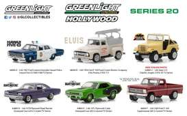 Assortment/ Mix  - various - 1:64 - GreenLight - gl44800 | The Diecast Company