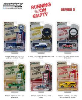 Assortment/ Mix  - various - 1:64 - GreenLight - 41050 - gl41050 | The Diecast Company