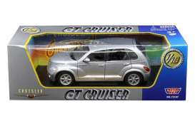 Chrysler  - silver - 1:18 - Motor Max - 73107s - mmax73107s | The Diecast Company
