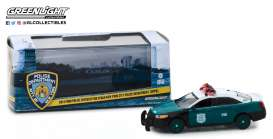 Ford  - Police Interceptor Sedan  2003  - 1:43 - GreenLight - gl86094 | The Diecast Company