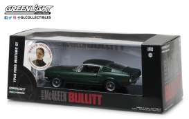 Ford  - 1968 green - 1:43 - GreenLight - gl86433 | The Diecast Company