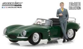 Jaguar  - XKSS *Steve McQueen* 1956  - 1:43 - GreenLight - gl86434 | The Diecast Company
