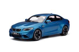 GT Spirit - BMW  - GT170 : 2016 BMW M2 Coupe *Resin series*, long beach blue