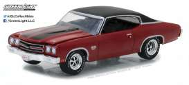 Chevrolet  - 1970 various - 1:64 - GreenLight - gl37130E | The Diecast Company