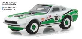 GreenLight - Datsun  - gl29926 : 1970 Datsun 240Z #18 GreenLight Racing Team