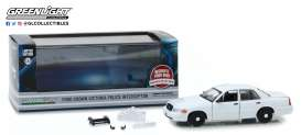Ford  - plain white - 1:43 - GreenLight - 86095 - gl86095 | The Diecast Company