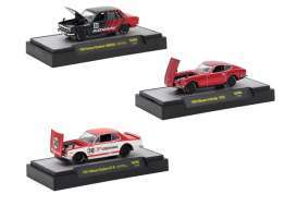 Assortment/ Mix  - various - 1:64 - M2 Machines - M2-32600Mjpn08 | The Diecast Company