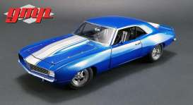 Chevrolet  - 1969  - 1:18 - GMP - gmp18876 | The Diecast Company