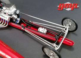 Dragster  - Tommy Ivo Barnstormer red - 1:18 - GMP - gmp18891 | The Diecast Company