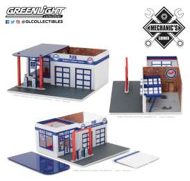 diorama Accessoires - 2017 various - 1:64 - GreenLight - gl57031 | The Diecast Company