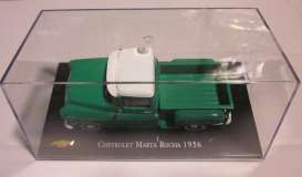 Chevrolet  - 1956 green/white - 1:43 - Magazine Models - Chevy3100-56 - magChevy3100-56 | The Diecast Company