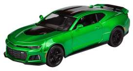 Chevrolet  - 2017 green - 1:24 - Motor Max - mmax79351gn | The Diecast Company