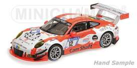 Porsche  - 2017 white/red - 1:18 - Minichamps - 155176912 - mc155176912 | The Diecast Company