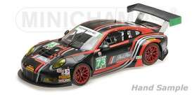 Porsche  - 2017 black/red - 1:18 - Minichamps - 155176973 - mc155176973 | The Diecast Company