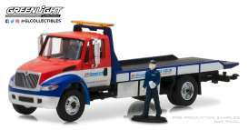 International  - Durastar Flatbed *BF Goodrich* 2013 red/white/blue - 1:64 - GreenLight - gl33120B | The Diecast Company