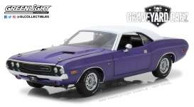 Dodge  - 1970  - 1:18 - GreenLight - gl13515 | The Diecast Company