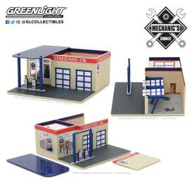 diorama Accessoires - 2017 various - 1:64 - GreenLight - 57032 - gl57032 | The Diecast Company