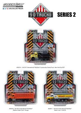 GreenLight - Assortment/ Mix  - gl45020~6 : 1/64 Super Duty Trucks Series 2 Assortment of 6.