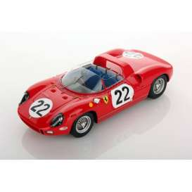 Ferrari  - 1964 red - 1:43 - Look Smart - LM052 - LSLM052 | The Diecast Company