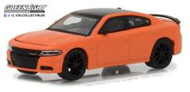 Dodge  - 2017 go mango-orange - 1:64 - GreenLight - 13210F - gl13210F | The Diecast Company