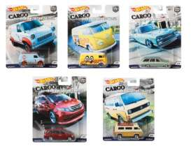Assortment/ Mix  - various - 1:64 - Hotwheels - hwmvFPY86-956B | The Diecast Company