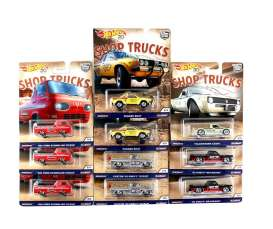 Assortment/ Mix  - various - 1:64 - Hotwheels - mvFPY86-956D - hwmvFPY86-956D | The Diecast Company