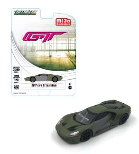 GreenLight - Ford  - gl51143 : 2017 Ford GT Test Mule
