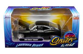 Chevrolet  - 1967 black - 1:24 - Jada Toys - jada98934 | The Diecast Company
