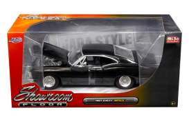 Chevrolet  - 1967 black - 1:24 - Jada Toys - jada98910 | The Diecast Company