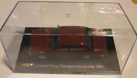 Chevrolet  - 1992 red-brown - 1:43 - Magazine Models - ChevyOpala92 - magChevyOpala92 | The Diecast Company