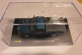 Chevrolet  - 1995 blue - 1:43 - Magazine Models - CheS-10-1995 - magCheS-10-1995 | The Diecast Company