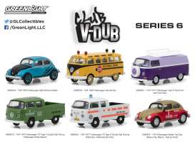 Assortment/ Mix  - various - 1:64 - GreenLight - gl29890 | The Diecast Company