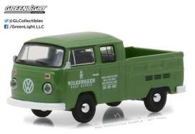 Volkswagen  - 1975 green - 1:64 - GreenLight - gl29890D | The Diecast Company
