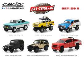 Assortment/ Mix  - various - 1:64 - GreenLight - gl35090 | The Diecast Company