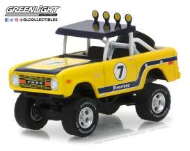 GreenLight - Ford  - gl35090B : 1972 Ford Baja Bronco *All Terrain*