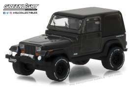 GreenLight - Jeep  - gl35090D : 1990 Jeep Wrangler *All Terrain*