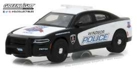 Dodge  - 2017 black/white - 1:64 - GreenLight - gl42830F | The Diecast Company