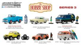 Assortment/ Mix  - various - 1:64 - GreenLight - gl97030 | The Diecast Company